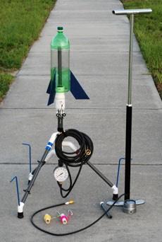 Best Design For Water Bottle Rocket